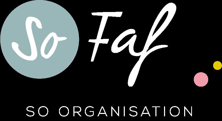 So Faf - So Organisation - Logo
